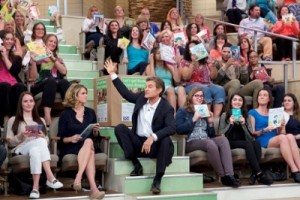 """""""The Dr. Oz Show"""" is proud to lead the Books Across America effort to give more children access to books and a chance at a brighter future,"""" said Dr. Oz (photo courtesy of http://www.kctv5.com/)"""