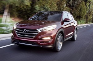 The new Tucson offers a fresh, sporty exterior and appealing interior design while making overall fuel efficiency a top priority, with significantly enhanced fuel economy ratings over the previous model.