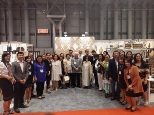 Nineteen exhibitors under the Lifestyle Philippines brand represented the country in the recently-concluded NY Now Exhibition, one of the biggest wholesale trade shows in New York which features home, handmade, and lifestyle design collections, which took place in the Jacob K. Javits Center in New York City from August 15 to 19, 2015.