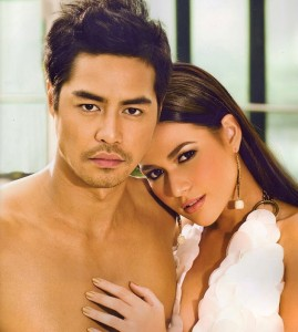 Bea Alonzo and  Zanjoe Marudo (MNS photo)