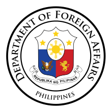 Seal of the Department of Foreign Affairs (Wikipedia)