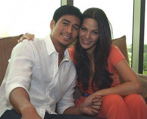 Piolo Pascual and KC Concepcion (MNS Photo)